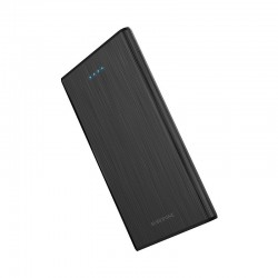 Power Bank Borofone BT2B Fullpower 5000mAh Dual USB 5V/1A Lightweight and with LED Indicator Black