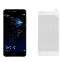 """IDOL 1991 TEMPERED GLASS HUAWEI P10 PLUS 5.5"""" 9H 0.25mm 2.5D SPECIAL FULL COVER WHITE"""