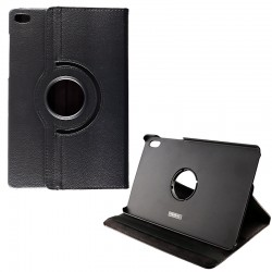 """VOLTE-TEL ΘΗΚΗ HUAWEI MATEPAD 10.4"""" LEATHER BOOK ROTATING STAND BLACK"""